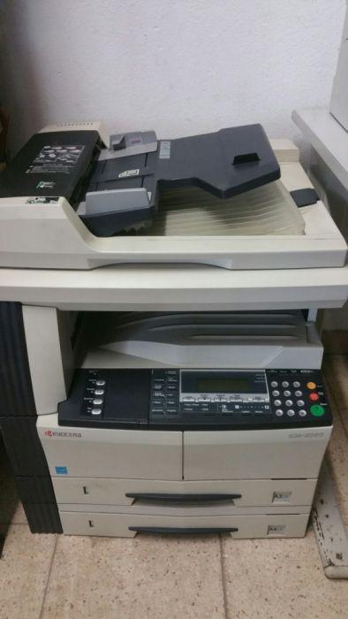Lote 2 Fotocopiadoras para peças