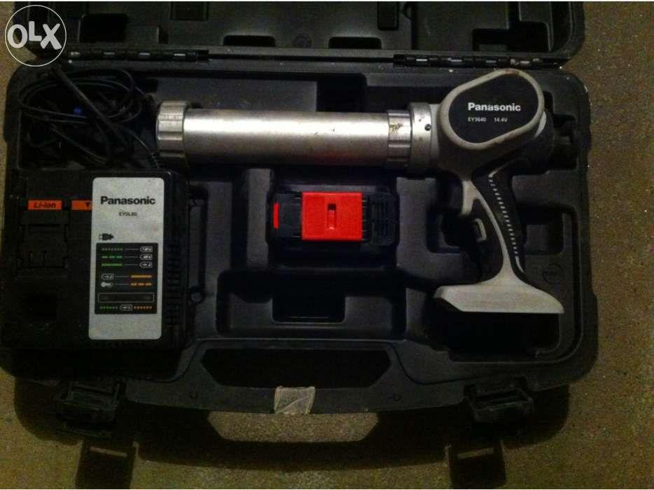Pistola de Cilicone Eletrica