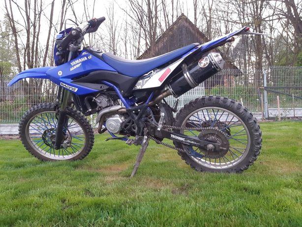 Yamaha Wr 125X 2010r przebieg 17 tyś km Kolbuszowa • OLX.pl