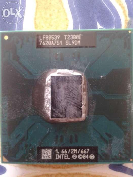 Processador Intel Centrino Duo 1.66/2M/667