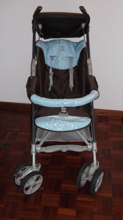 carrinho de bebé completo da marca Prénatal Vila do Conde - imagem 1