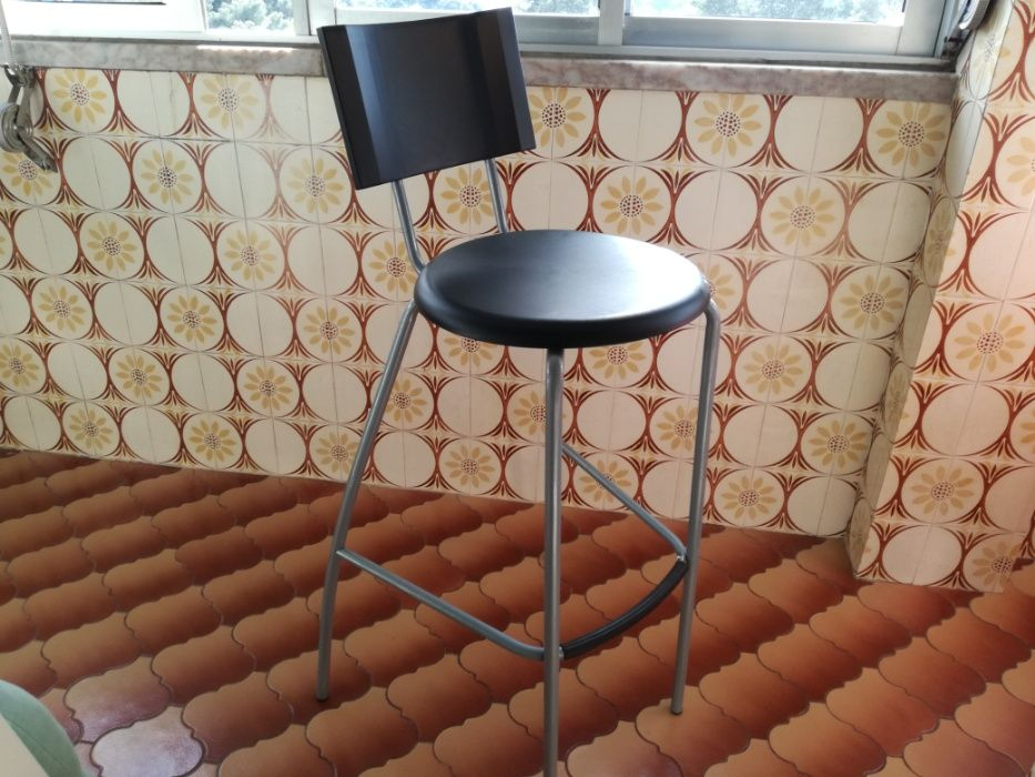 Cadeira alta IKEA
