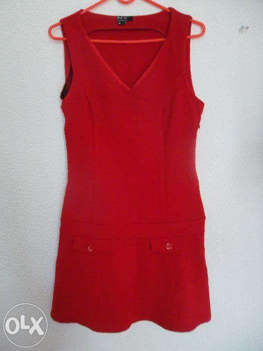 5fe0c8f94fba9 Vestido Vermelho - OLX Portugal - página 4