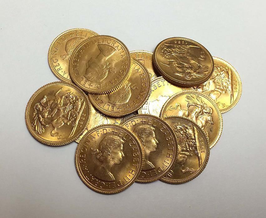 b152a12400d Libras de Ouro Muito Bonitas
