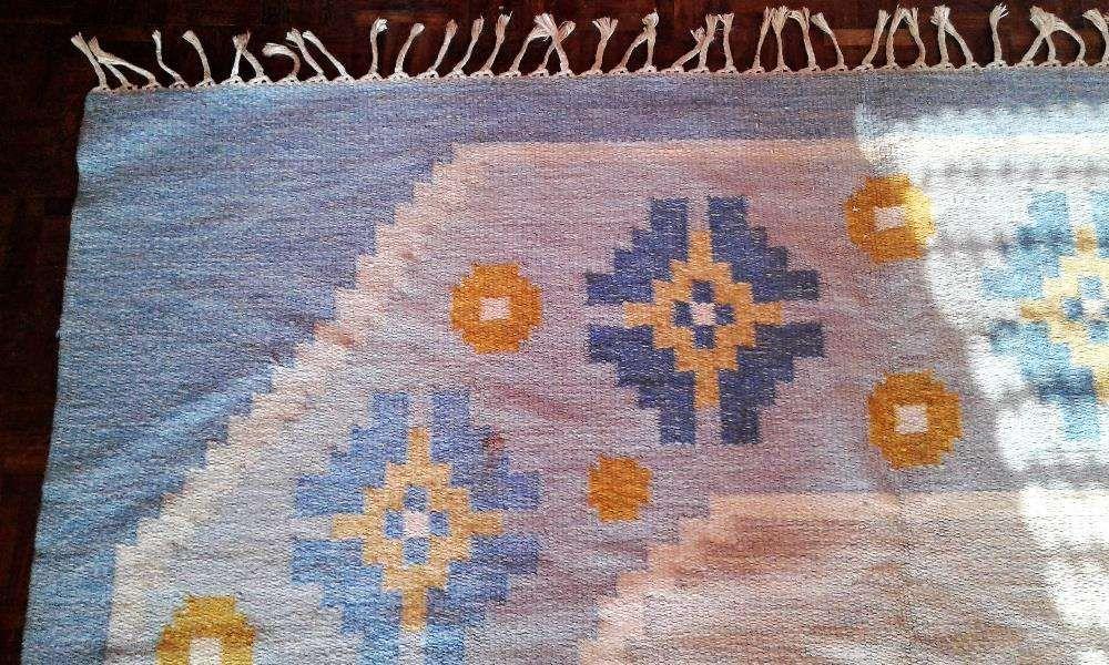 Carpete Rolican Azul
