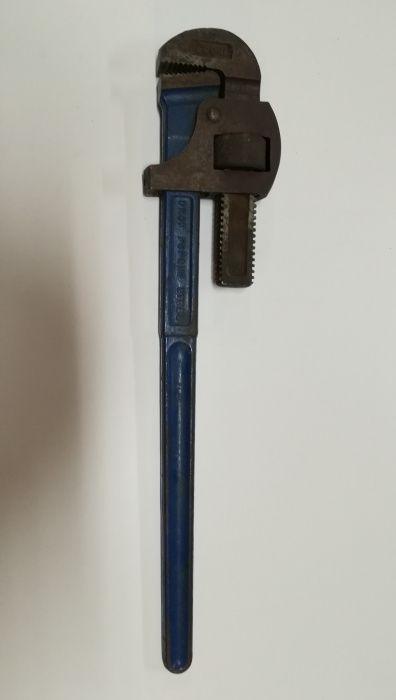 "Chave grife 24 "" abertura max. 8 cm"