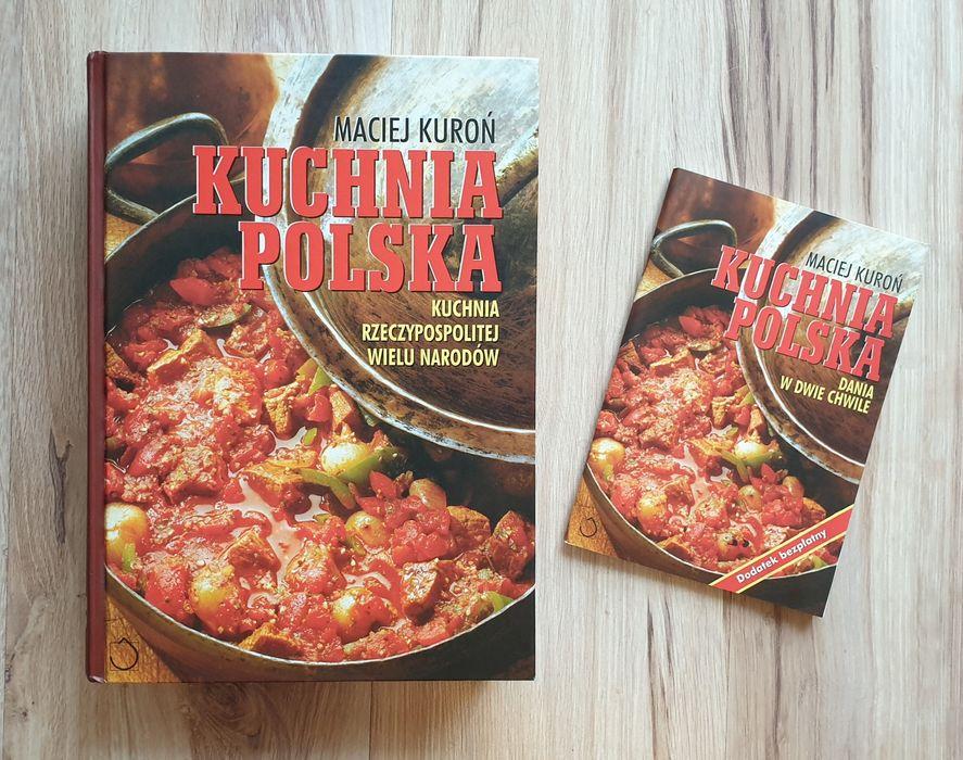 Kuchnia Polska Maciej Kuron Kuchnia Rzeczypospolitej Wielu Narodow Lodz Widzew Olx Pl