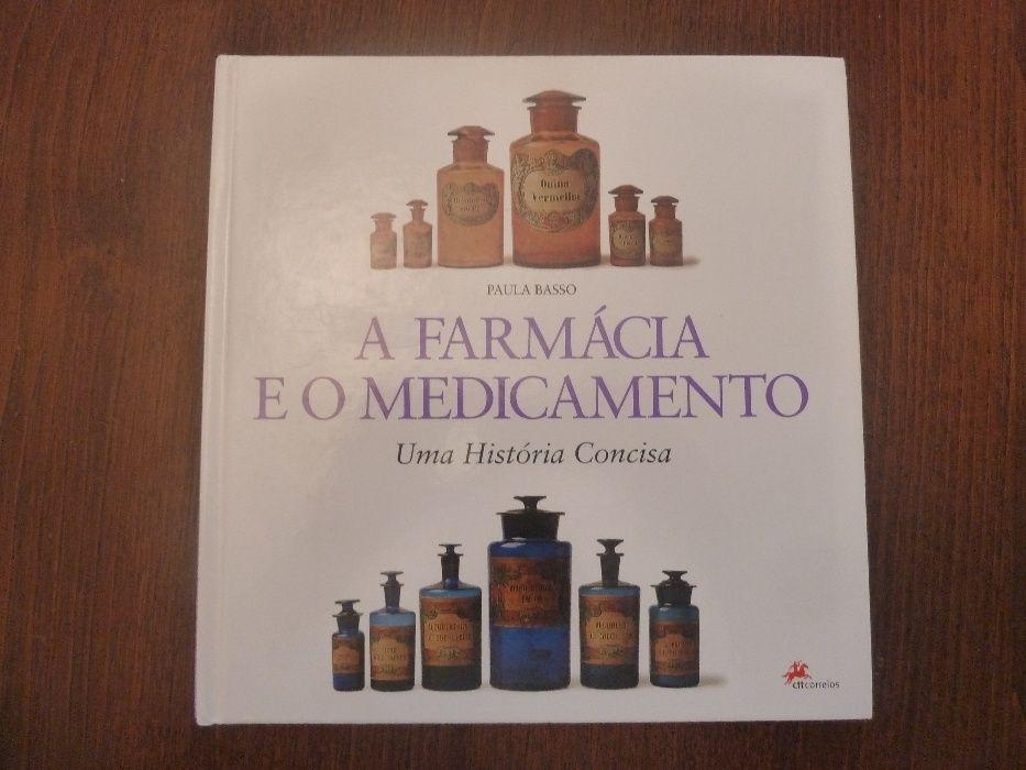 A Farmácia e o Medicamento ( CTT - Selos )