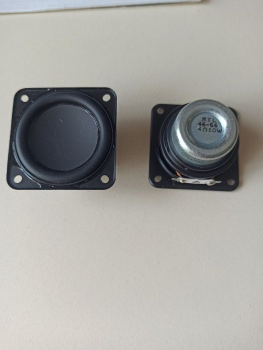 Динамик 46 мм спикер 10 ватт 4Ом 10w speaker неодим JBL Pulse 2