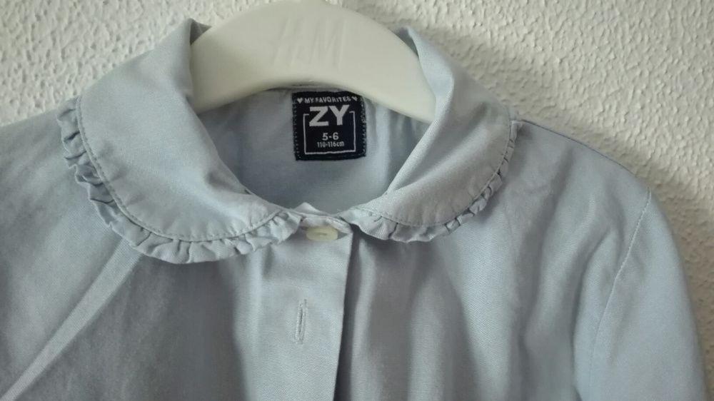 5fed83765f 3 camisas zippy 5-6 anos Alhos Vedros • OLX Portugal
