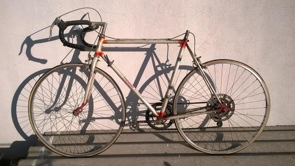 888c7d2d3 Bicicletas de estrada antigas - Portalegre