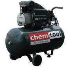 Compressor Ar CHEMITOOL 50 lts 2 HP 253 lts/ m
