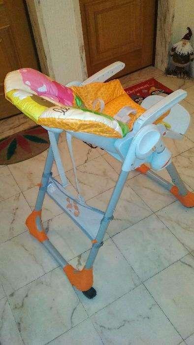 Cadeira refeições Polly Chicco Porto Salvo - imagem 4