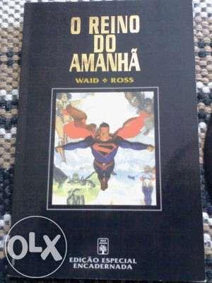 Livro reino do amanha