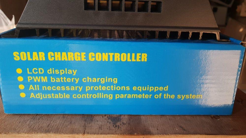 Controlador solar 30 amperes Fernão Ferro - imagem 3