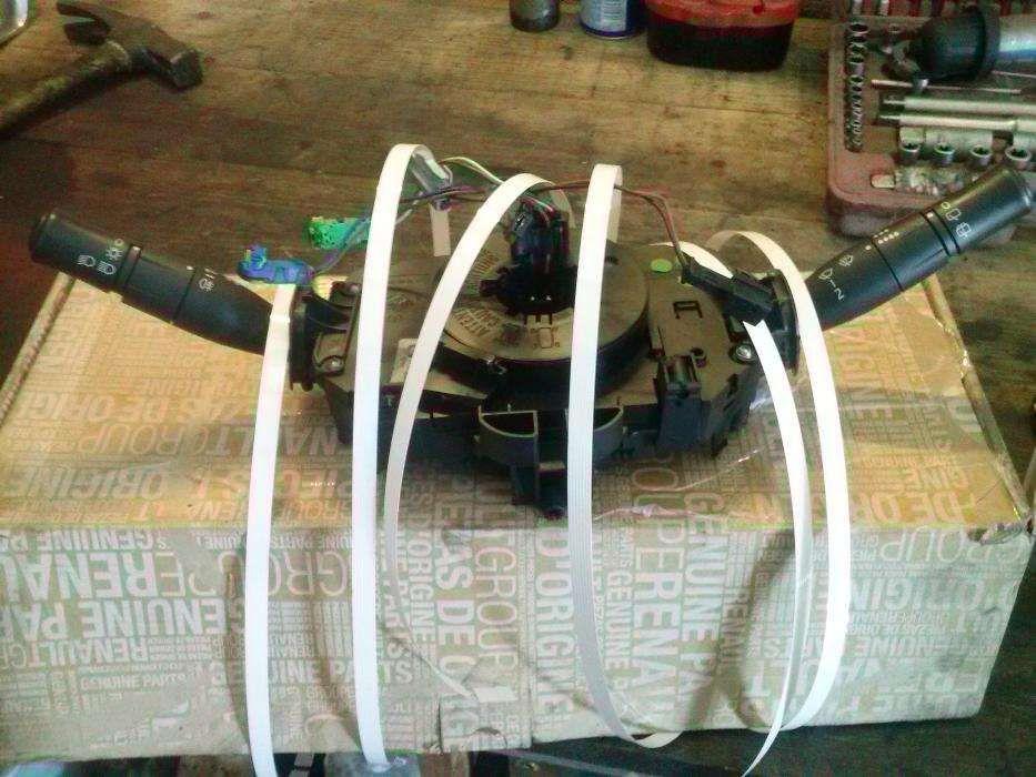 reparo fitas de airbag renault,opel,seat,vw,audi,skoda