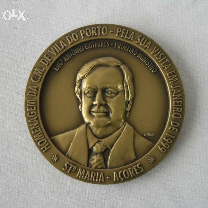 Medalha António Guterres