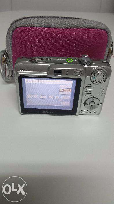 Maquina Fotográfica Sony SiberShot 7.2