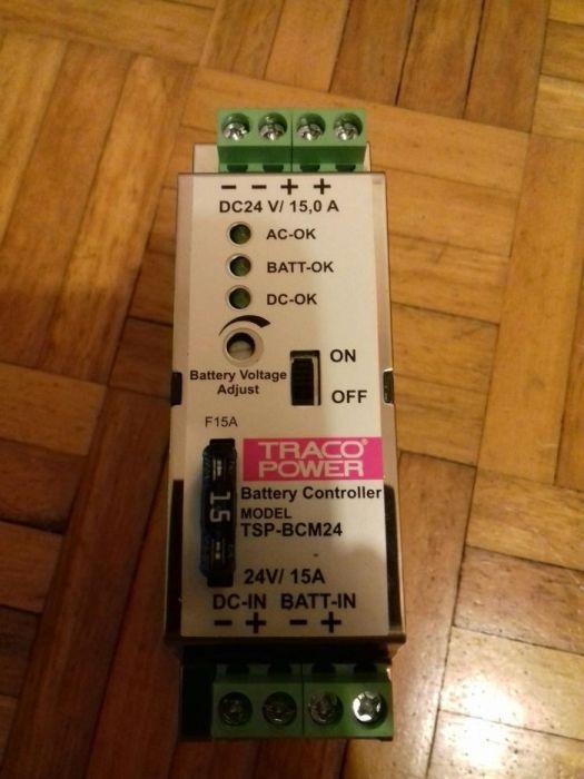 Bateria - controlador de carga TSP-BCM24
