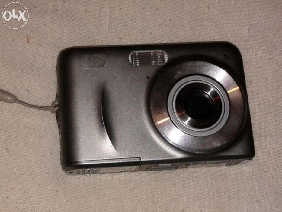 Câmara fotográfica hp photosmart m737