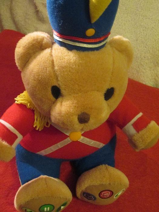 Urso Soldadinho de Chumbo