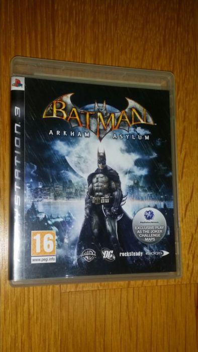 Batman Akhan Asylum PS3
