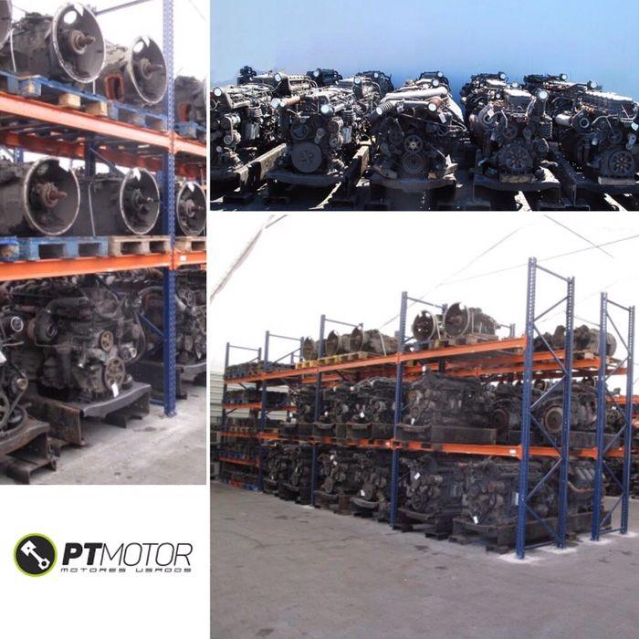 Motores e caixas de Camião Camiões GARANTIA