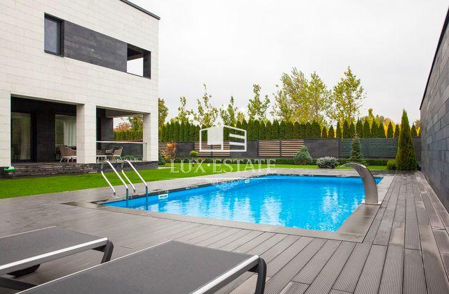 дом с бассейном купить за границей