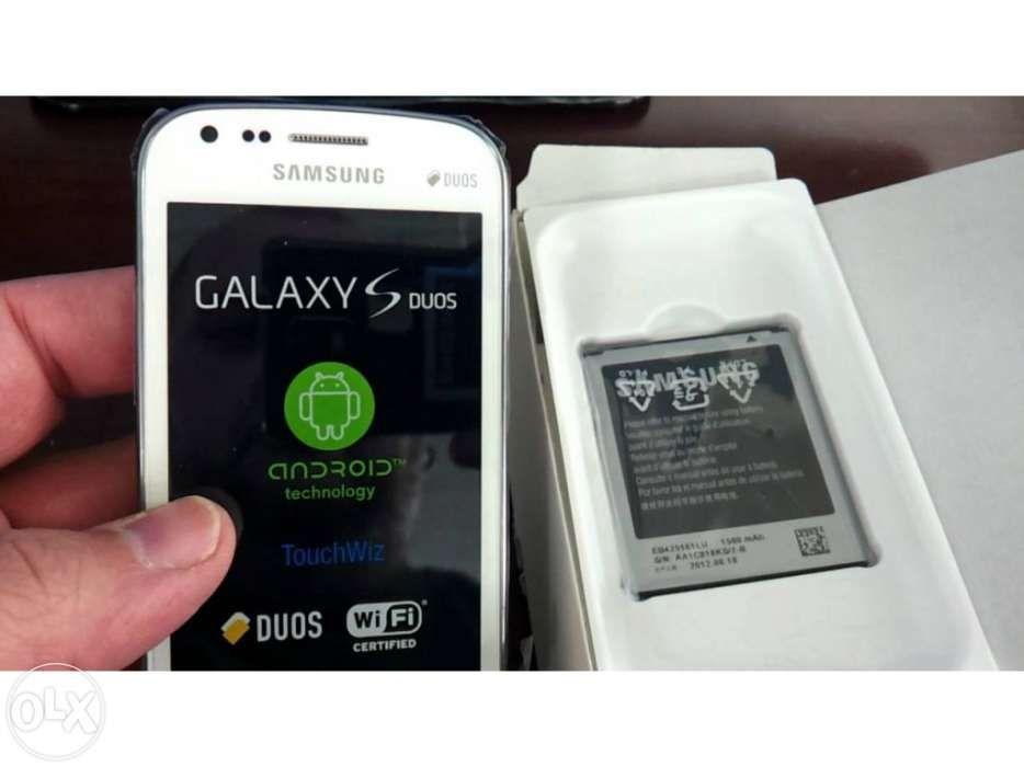 Samsung galaxy duos gt-s7562 (DUAL SIM)