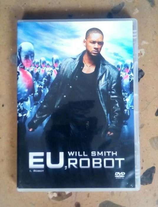 """Filme """"Eu Robot"""""""