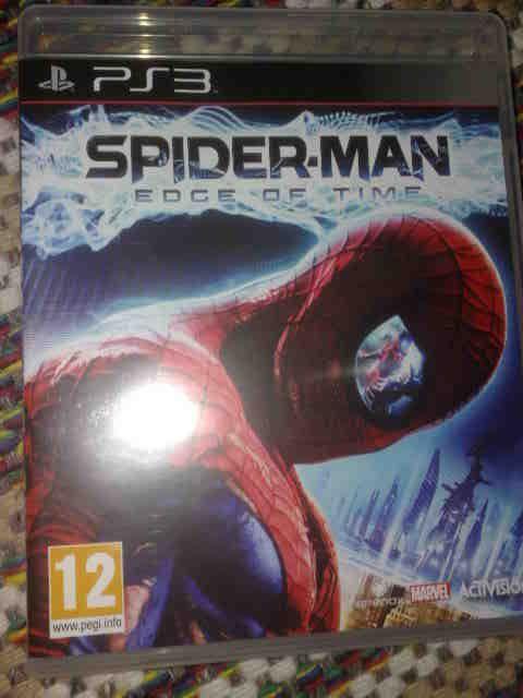jogos Ps3 Spider-Man
