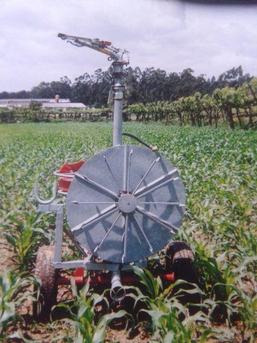 Maquina de Rega Agrícola para Milho