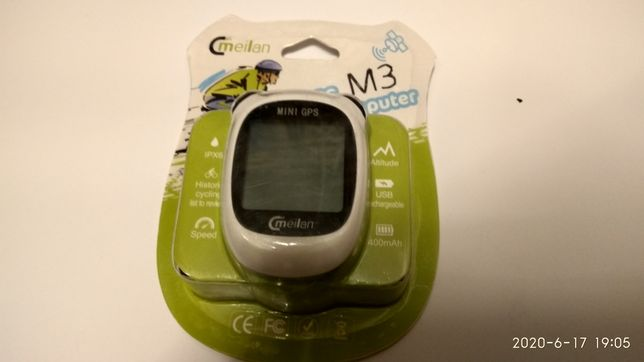 Meilan M3 Mini Licznik Rowerowy GPS