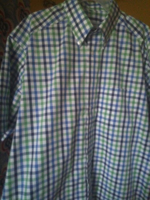 Koszula męska w kratkę Dąbrówki • OLX.pl  snF4e