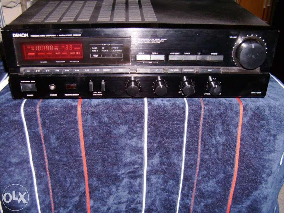 Receiver/Amplificador -  Kenwwod DRA 425 R