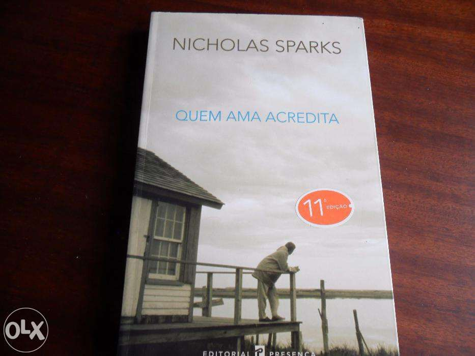 Nicholas Sparks e outros Escritores