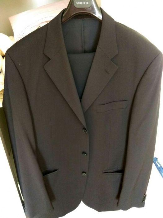 Fato verão azul escuro ( casaco 48 calça 50) d4243430b88
