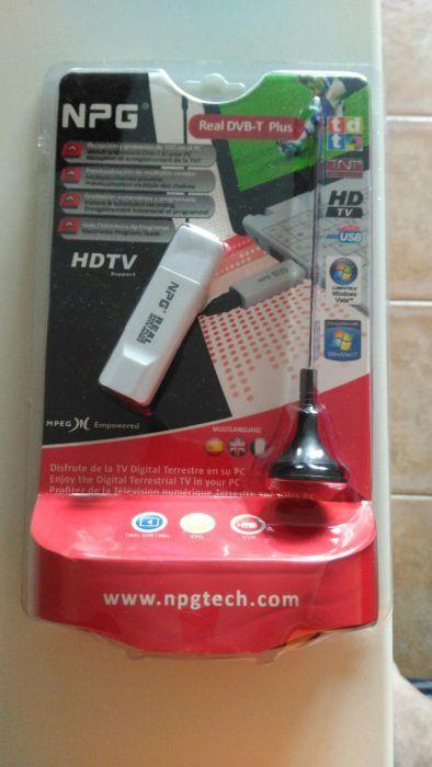 Televisão TDT hd Tv