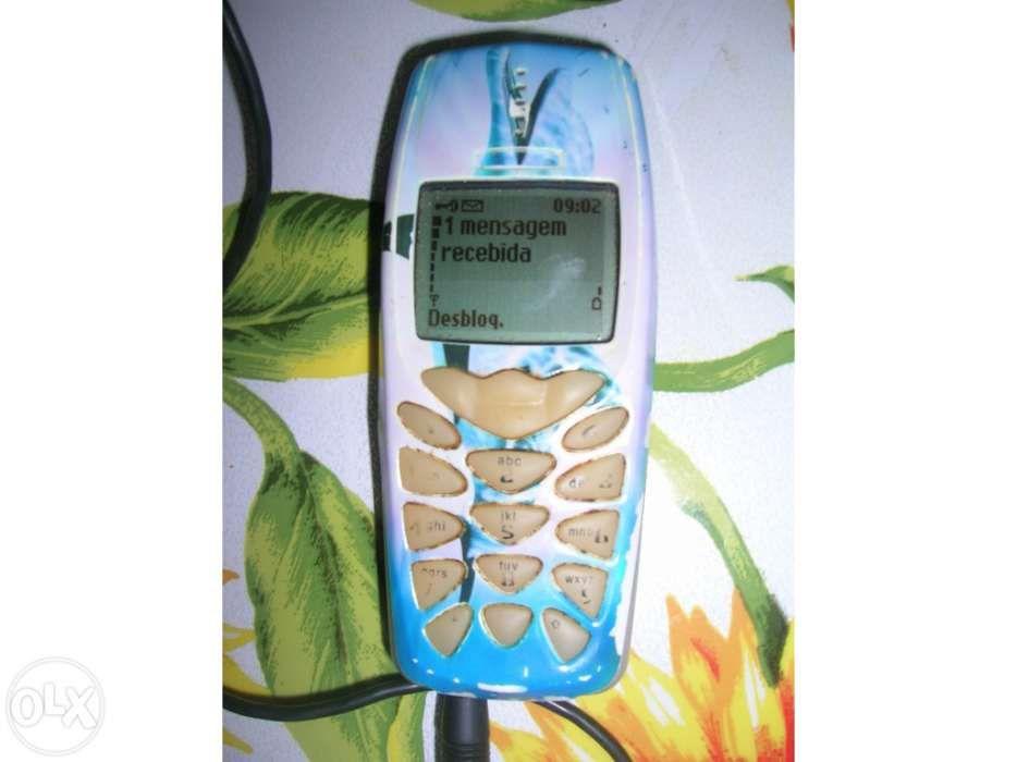 Telemovel Nokia 3510 + Carregador Nokia original