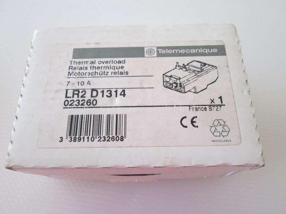 Termicos para contactores 7 a 10 amp - Diversos