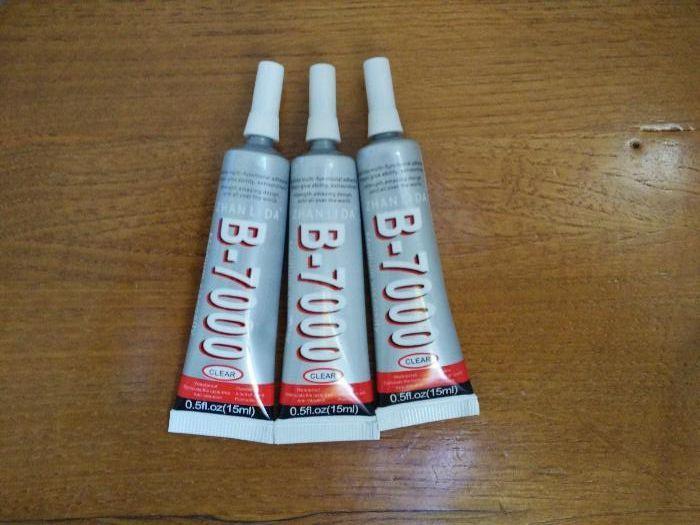 Cola original Líquida Para TOUCH+ LCD B-7000