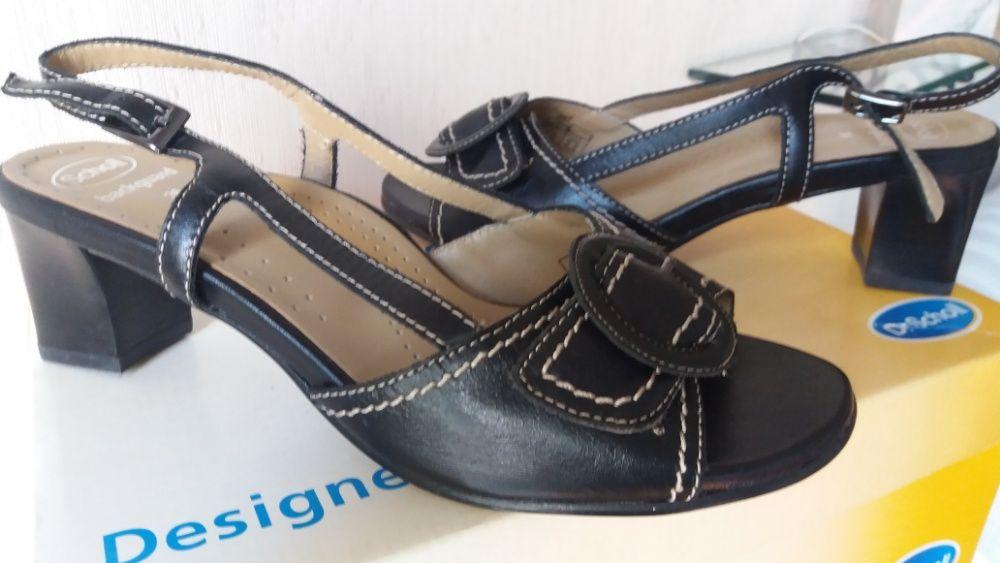 2db23bf66 Sapatos/Sandália, Dr Scholl - NOVOS - nunca usados - pele azul - Benfica