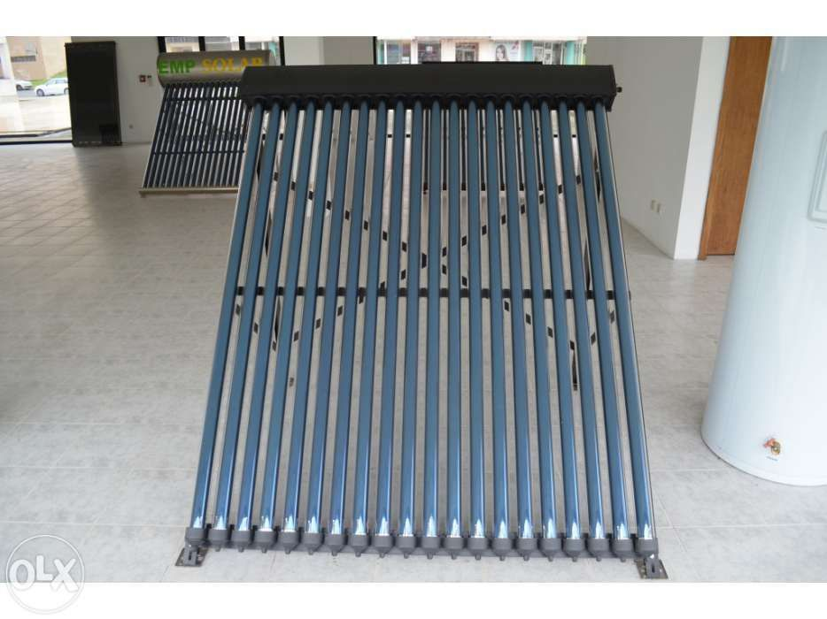 Painel Solar Pressurizado 20 tubos de Vacuo Novo-GARANTIA 15 ANOS