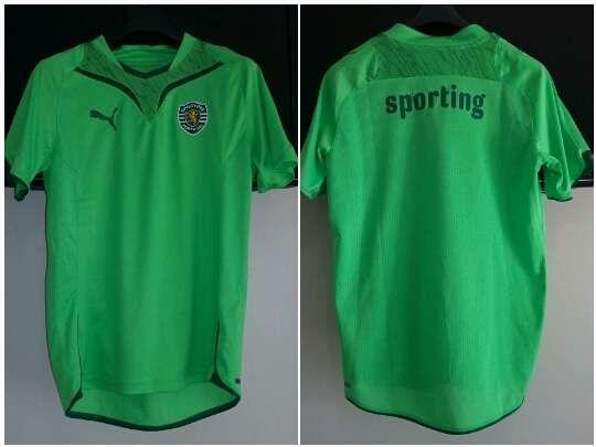 Camisola Sporting c9b1864df01e5