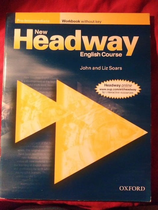Учебники English OXFORD уровень Pre-Intermedia