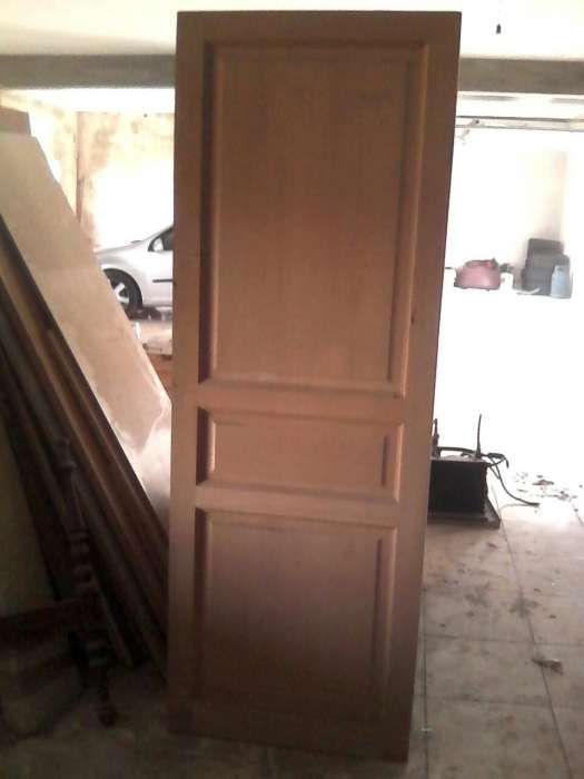 4aa02659f14 Porta em pinho 204 x 73 cm nova - Santa Catarina Da Serra E Chainça -