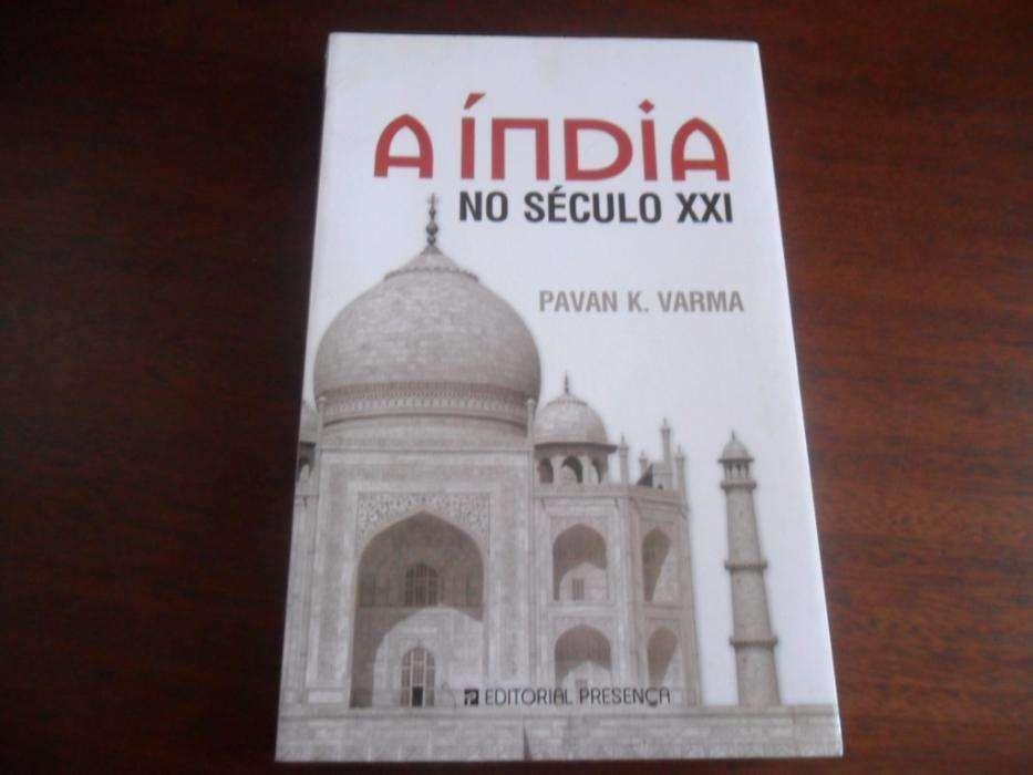 """A Índia no Século XXI"" de Pavan K. Varma"