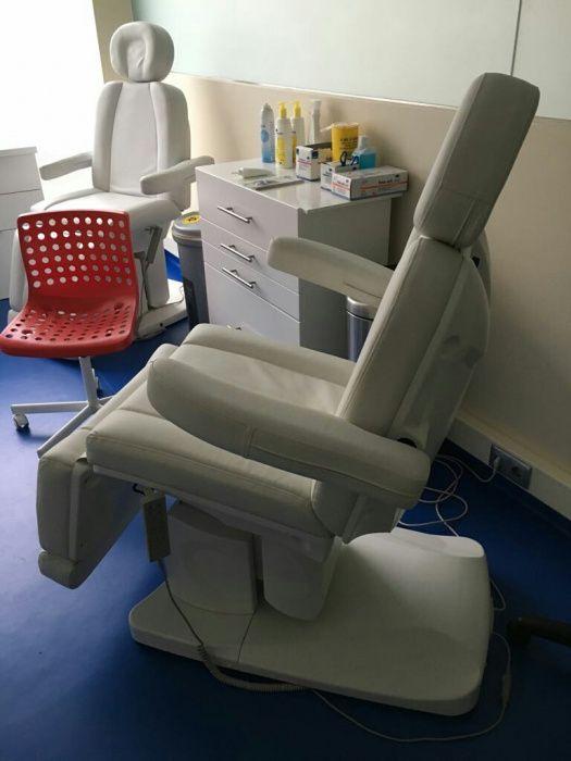 Cadeiras eléctricas de tratamentos