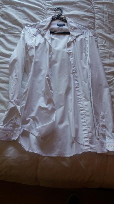Camisa Saccor e Zara Man