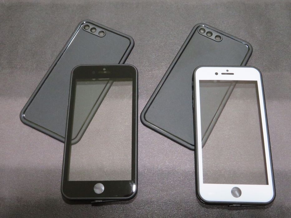 Capa Anti-Choque Waterproof - Touch ID - Iphone Capa anti-choque wate